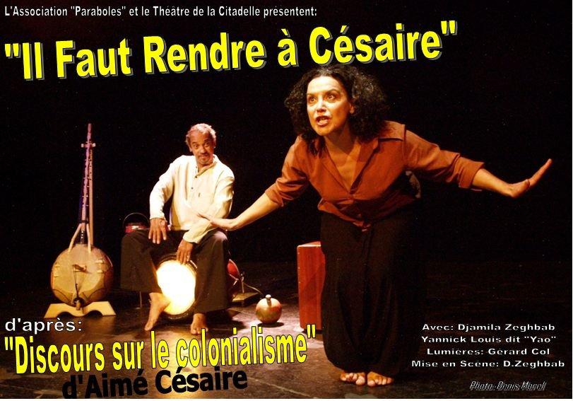 visuel-cesaire Aimé Césaire dans -- 1-Il Faut Rendre a Cesaire