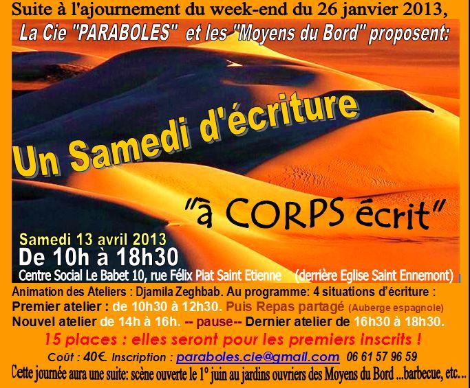 promo-samedi-ecriture-13avril-babet dans --- Les Stages (Ecriture et théâtre)
